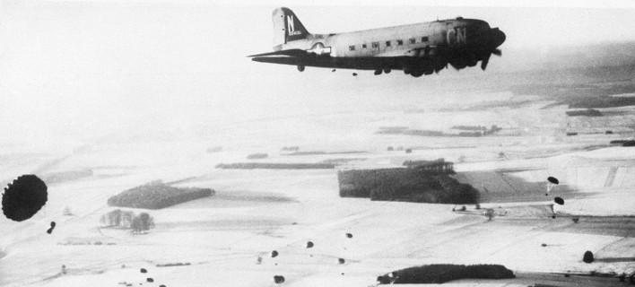 Απίστευτο: Αναγνωρίστηκε μετά από 73 χρόνια πιλότος του 2ου Παγκοσμίου Πολέμου