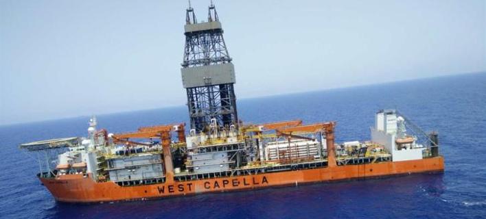 Κύπρος: Σε κλίμα έντασης ξεκινά η γεώτρηση -Μήνυμα Μακρόν σε Αγκυρα