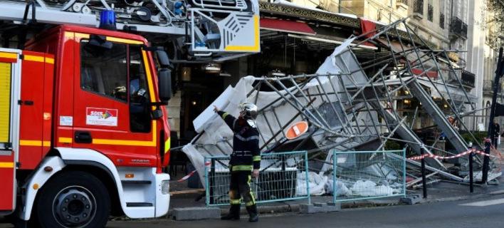 ΦΩΤΟΓΡΑΦΙΑ: GEORGES GOBET. AFP