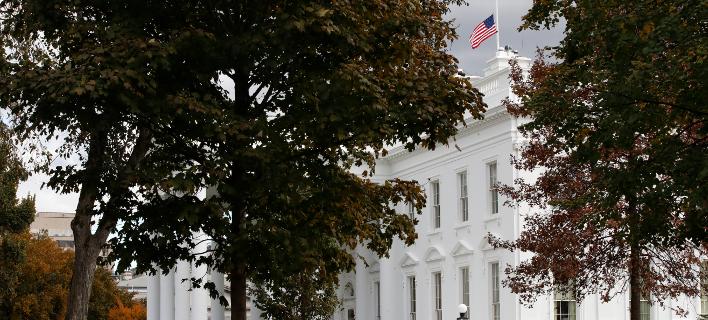 O Λευκός Οίκος/Φωτογραφία: AP