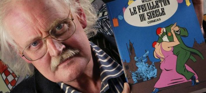 Willwm, σκιτσογράφος στο Charlie Hebdo: Δεν πάω ποτέ στις συσκέψεις στο περιοδικό, γι'αυτό σώθηκα [εικόνες]