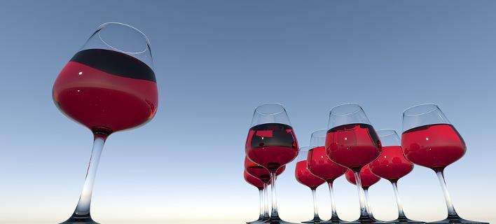Σε έκθεση γευσιγνωσίας με κρασιά του Αιγαίο/Φωτογραφία: Pixabay