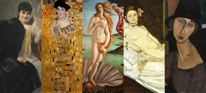 Πέντε διάσημοι πίνακες γυναικών και η άλλοτε όμορφη-άλλοτε ζοφερή ιστορία τους [εικόνες]