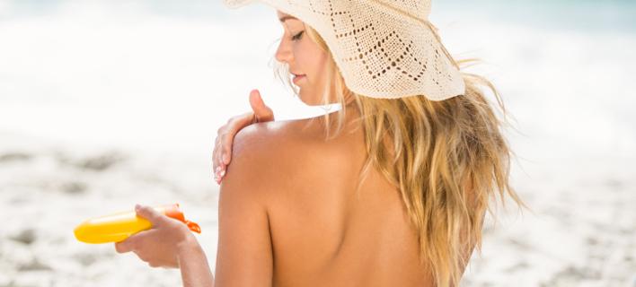 Απαγόρευση χρήσης συγκεκριμένων αντηλιακών αποφάσισε η Χαβάη. Φωτογραφία: Shutterstock
