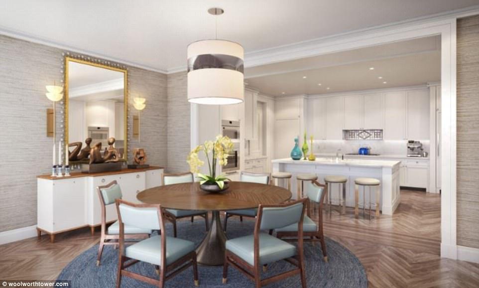 Αυτό είναι το ακριβότερο διαμέρισμα όλων των εποχών, 110 εκατ. δολαρίων!