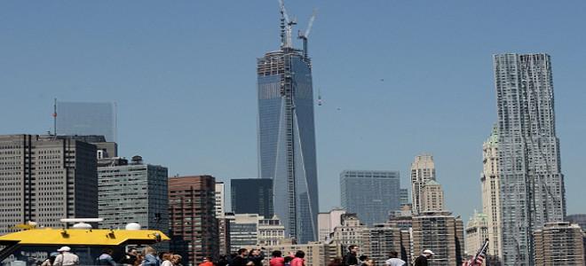 Το World Trade Center ετοιμάζεται να γίνει το ηψυλότερο κτίριο της Δύσης [εικόνε