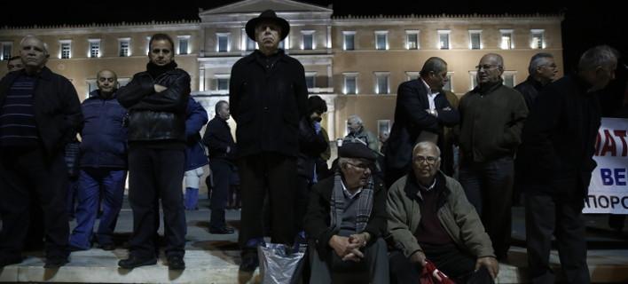 Κύρια πηγή εισοδήματος είναι οι συντάξεις, αναφέρει η WSJ/ Φωτογραφία: Eurokinissi