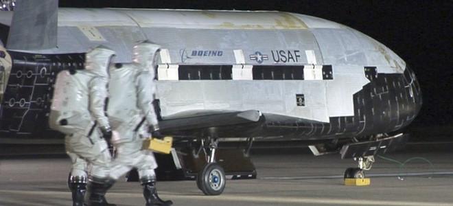 Το top-secret διαστημόπλοιο με την «αρχαία μυστική τεχνολογία» του Σώρρα εκτοξεύ