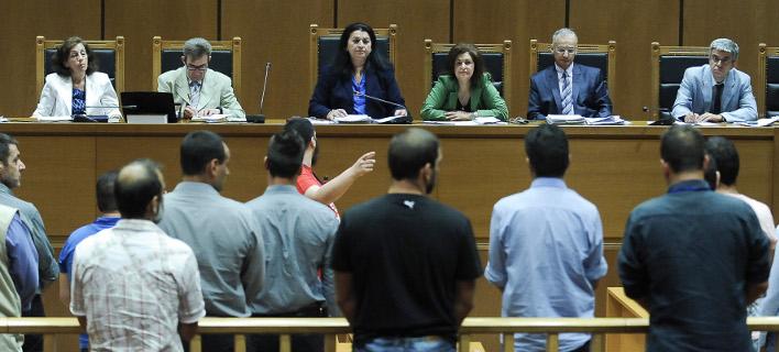 Δίκη Χρυσής Αυγής - Αιγύπτιος ψαράς: «Σκοπός τους ήταν να σκοτώσουν»