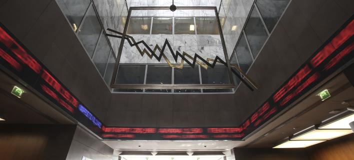 Καρκινοβατεί το Χρηματιστήριο: Χαμηλός τζίρος -Πτώση ξανά 0,92%