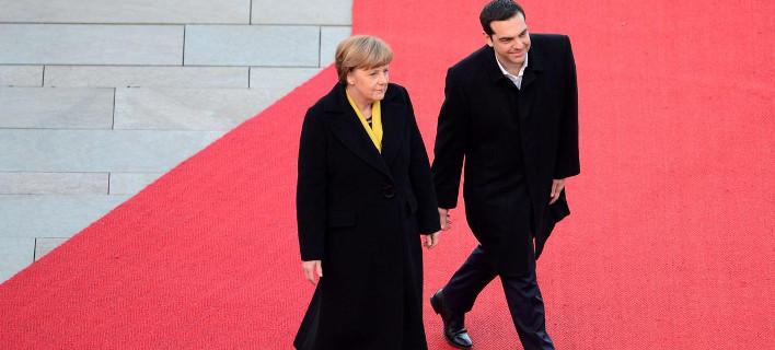 Τι κέρδισε ο Τσίπρας στο Βερολίνο