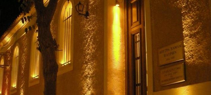 Το πιο παλιό χαμάμ στην χώρα είναι στην Πάτρα/ Φωτογραφία: Facebook