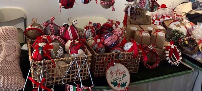 Χριστουγεννιάτικο μπαζάρ Κέντρου Ειδικών Ατόμων «Χαρά» -Χειροποίητα γλυκά 71250821d1a