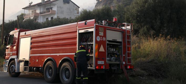Χανιά: Σε ετοιμότητα οι πυροσβεστικές υπηρεσίες για την νέα αντιπυρική περίοδο