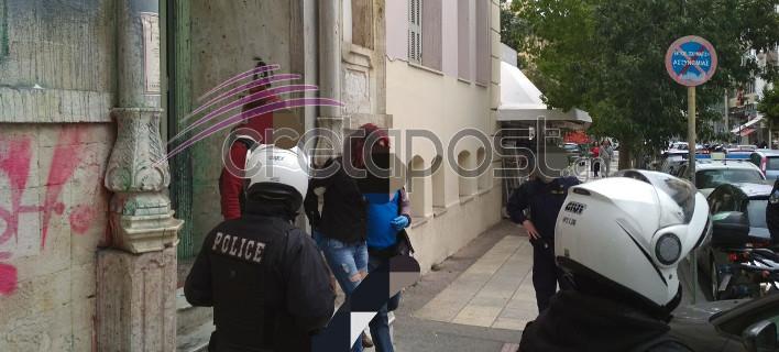 Απολογήθηκε σήμερα, φωτογραφίες: cretapost.gr