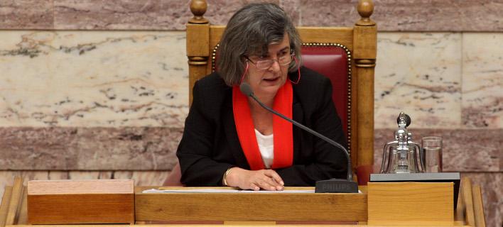 Αντιπρόεδρος της Βουλής στο δρόμο που χάραξε η Ζωή -Ανέβασε τους τόνους στην Ολομέλεια