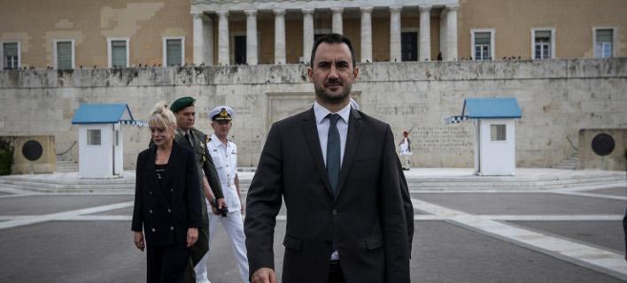 Χαρίτσης: Η Γερμανία οφείλει να αναγνωρίσει το ιστορικό χρέος της απέναντι στην Ελλάδα