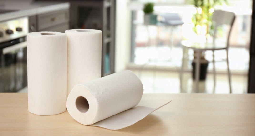 Χαρτί κουζίνας, Φωτογραφία: Shutterstock
