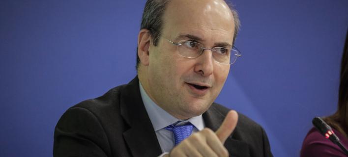 Χατζηδάκης: «Πολωτικό και διχαστικό το διάγγελμα Τσίπρα, μειώνει τον θεσμικό του ρόλο»