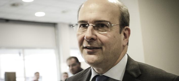Ο Κωστής Χατζηδάκης (Φωτογραφία: ΓΙΑΝΝΗΣ ΠΑΝΑΓΟΠΟΥΛΟΣ / EUROKINISSI)