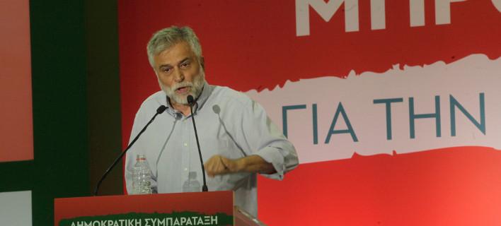 Φωτογραφία: ΜΠΟΝΗΣ ΧΡΗΣΤΟΣ/Eurokinissi