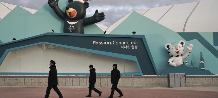 Ιός γαστρεντερίτιδας ξέσπασε παραμονές των Χειμερινών Ολ. Αγώνων (Φωτογραφία: AP/ Felipe Dana)