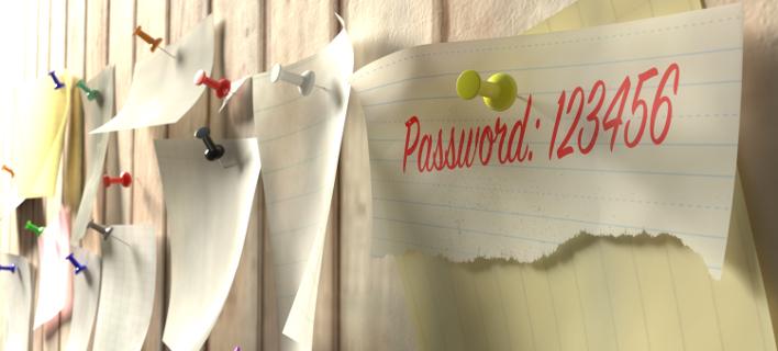 Οι χειρότεροι κωδικοί πρόσβασης του 2017 (Φωτογραφία: Shutterstock)