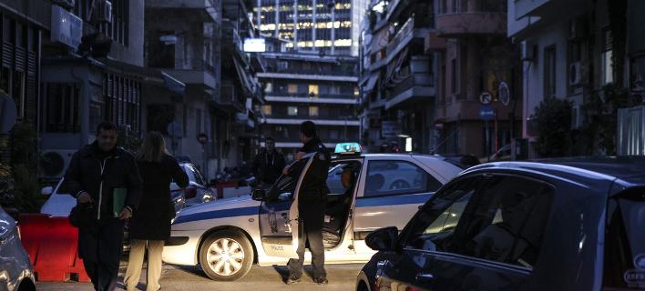 Συναγερμός στο Α.Τ. Αμπελοκήπων -Φωτογραφία: George Vitsaras / SOOC