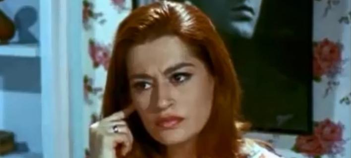 Η ηθοποιός Κατερίνα Χέλμη