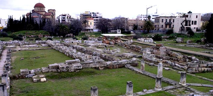 Πρόγραμμα δωρεάν ξεναγήσεων στο δήμο της Αθήνας