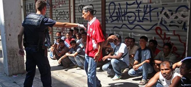 Νέα «σκούπα» της αστυνομίας στην καρδιά της Αθήνας