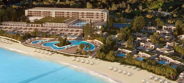 Το ξενοδοχείο Ikos Dassia(Φωτογραφία: Ikos Dassia)