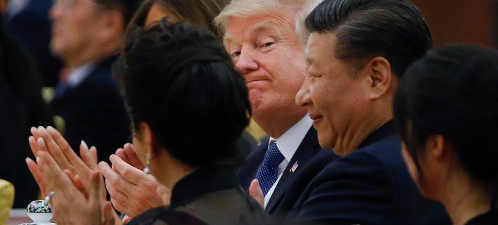 Εμπορικός πόλεμος: Κινεζικά αντίποινα με δασμούς σε 128 αμερικανικά προϊόντα