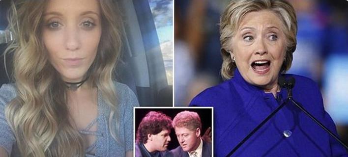 Η ανιψιά της Χίλαρι Κλίντον ψηφίζει Τραμπ και αποκαλεί «εγωίστρια» την θεία της