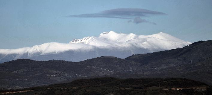 Σε ποιες περιοχές θα χιονίσει τη Δευτέρα (Φωτογραφία: EUROKINISSI/ΘΑΝΑΣΗΣ ΚΑΛΛΙΑΡΑΣ)