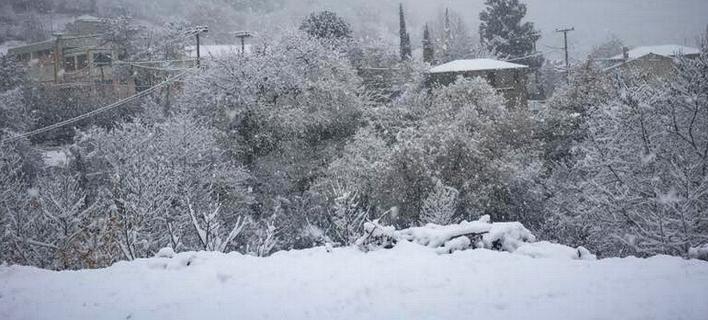 Έκτακτο Δελτίο Επιδείνωσης Καιρού - Έντονα καιρικά φαινόμενα καταιγίδες και χιόνια