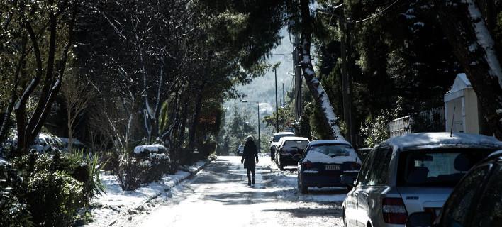 Η χώρα στην κατάψυξη -Σε ποιες περιοχές θα κάνουν λευκή Πρωτοχρονιά