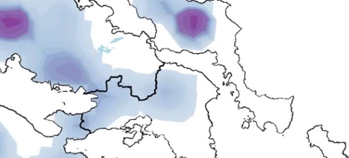 Νέα κακοκαιρία με πολικές αέριες μάζες -Χιόνι στην Αττική ακόμα και σε χαμηλά υψόμετρα [βίντεο]