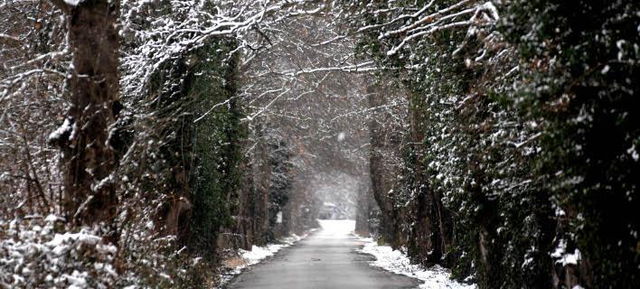 Καταιγίδες, χιόνια και ισχυροί άνεμοι -Κατακόρυφη πτώση θερμοκρασίας