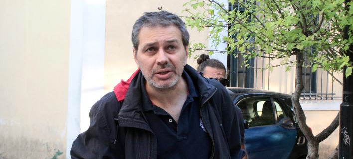 Ο δημοσιογράφος Στέφανος Χίος -Φωτογραφία αρχείου: Εurokinissi