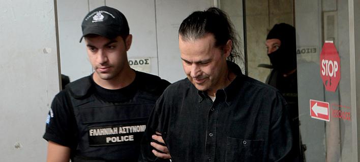 Αίτηση αποφυλάκισης από τον Σάββα Ξηρό/ Φωτογραφία: ΑΠΕ-ΜΠΕ- Παντελής Σαΐτας