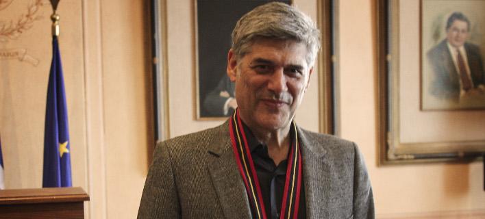Ο Γιώργος Χωραφάς (Φωτογραφία: EUROKINISSI/ΣΩΤΗΡΗΣ ΔΗΜΗΤΡΟΠΟΥΛΟΣ)