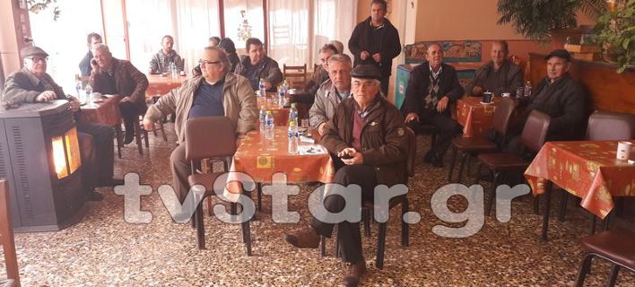 Φωτογραφία από το χωριό: tvstar.gr