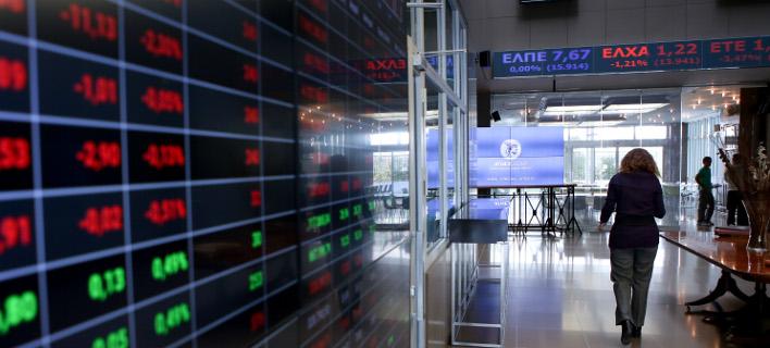 Πτώση 0,42% για το Χρηματιστήριο -Στις 656,96 μονάδες ο Γενικός Δείκτης