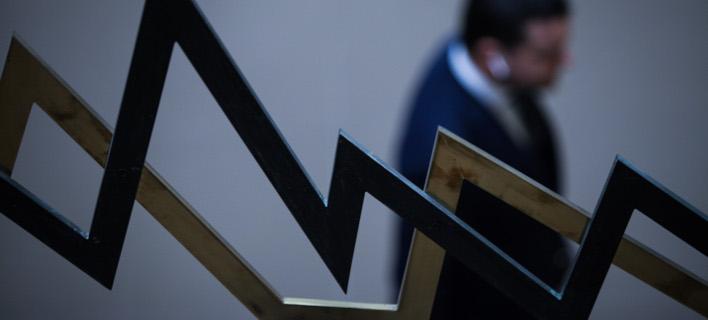 Οριακή πτώση στο Χρηματιστήριο/ Φωτογραφία: EUROKINISSI- ΓΙΑΝΝΗΣ ΠΑΝΑΓΟΠΟΥΛΟΣ