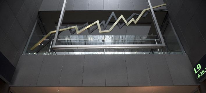 Ηπια άνοδος στο Χρηματιστήριο (Φωτογραφία: ΕUROKINISSI/ ΤΑΤΙΑΝΑ ΜΠΟΛΑΡΗ)