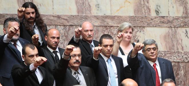 Τον Ζησιμόπουλο προτείνει για τη θέση του Αντιπροέδρου της Βουλής η Χρυσή Αυγή