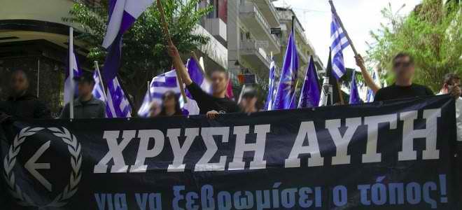 Η Χρυσή Αυγή μαζί με εταιρείες σεκιούριτι θα περιφρουρεί γειτονιές της Αθήνας
