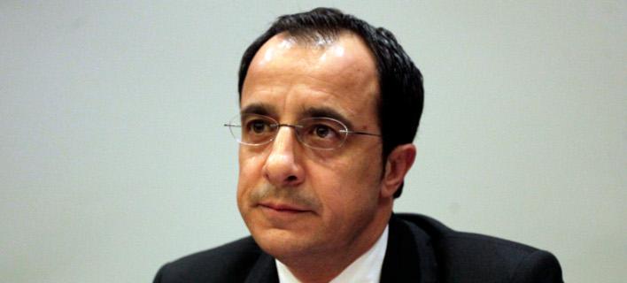Ο Νίκος Χριστοδουλίδης (Φωτογραφία: ΧΡΗΣΤΟΣ ΜΠΟΝΗΣ//EUOKINISSI)