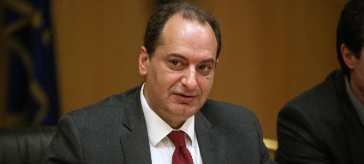 ο υπουργός Μεταφορών και Υποδομών Χρήστος Σπίρτζης/Φωτογραφία: IntimeNews,